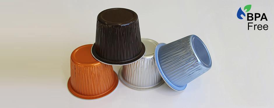 Fabricantes de envases de aluminio para alimentación